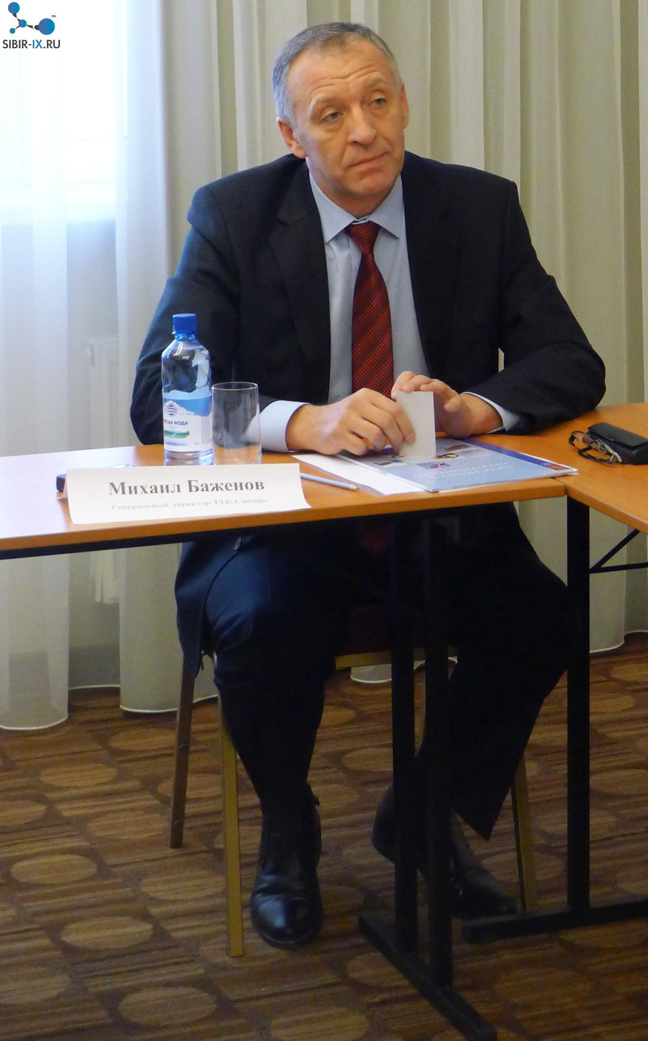 Михаил Баженов