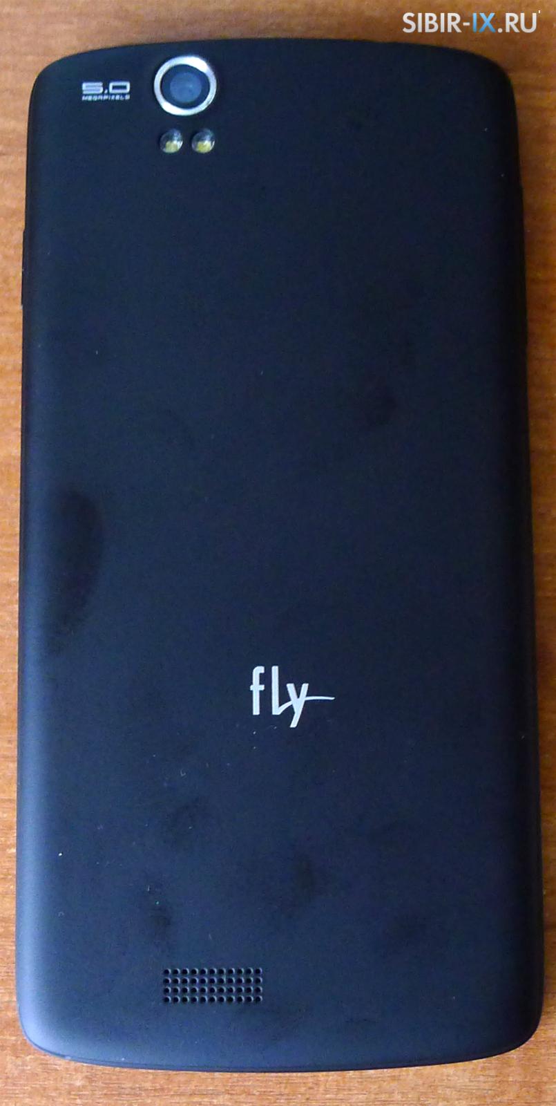 Fly era Life 6 задняя крышка