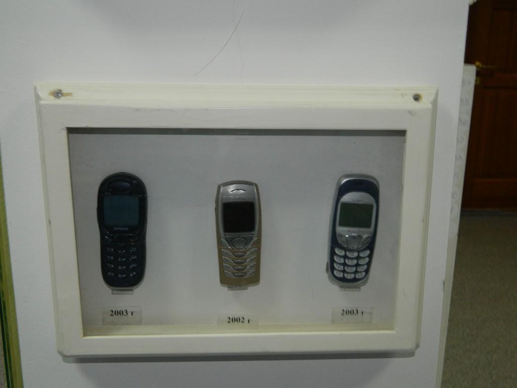 Телефоны GSM 2003 года