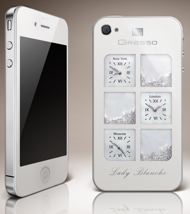 iphone4 lady gresso