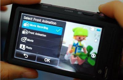 Samsung st700 2view